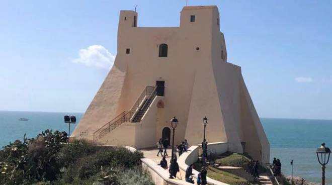 Torre Truglia, Sperlonga