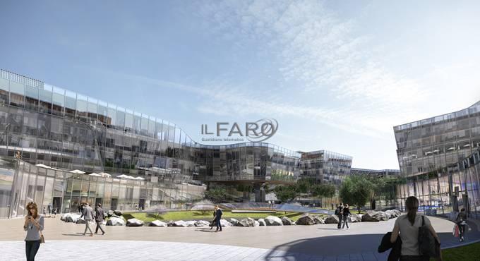 All'aeroporto di Fiumicino nasce la 'Business City' di Roma