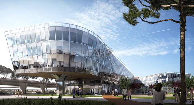 All'aeroporto di Fiumicino nasce la 'Business City' di Roma