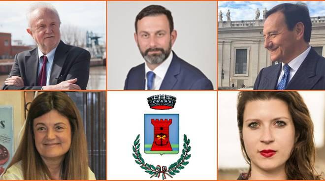 candidati sindaco fiumicino2018