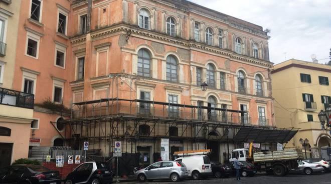 ex palazzo municipale Gaeta