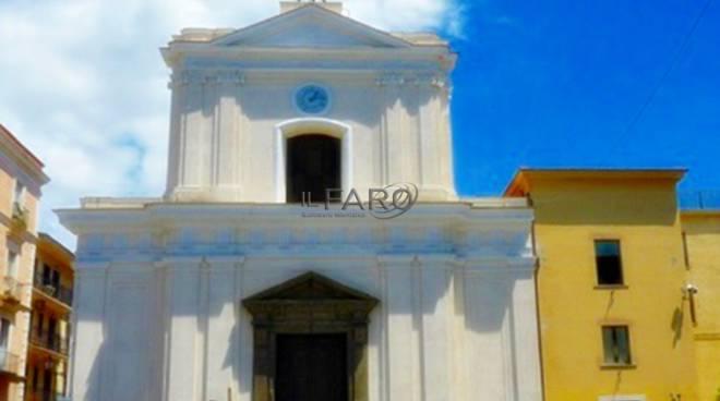 Formia, chiesa Santa Teresa d'Avila