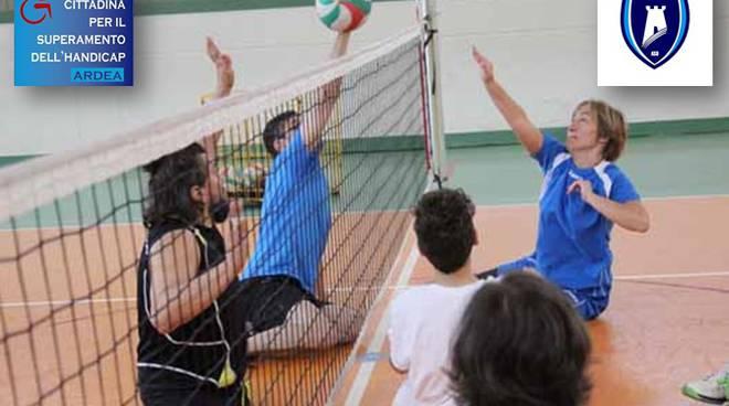 Progetto Sport inclusivo ragazzi disabili_Ardea