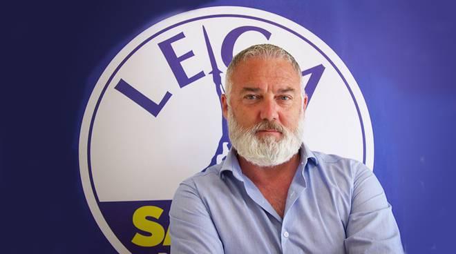 Marco Colavecchi della Lega