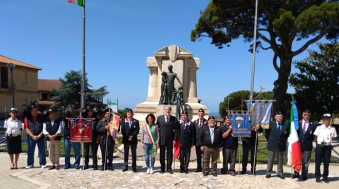 Tarquinia, cerimonia per il centenario della fine della Prima Guerra Mondiale