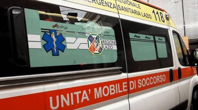 ares 118 ambulanza