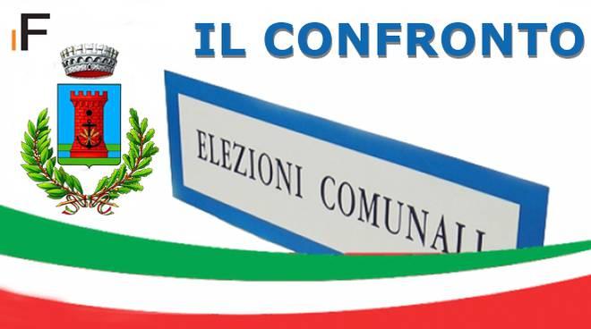 confronto elettorale comunali fiumicino