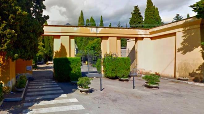 Formia, cimitero di Castagneto