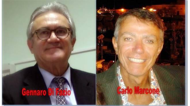 Gennaro Di Fazio e Carlo Marcone