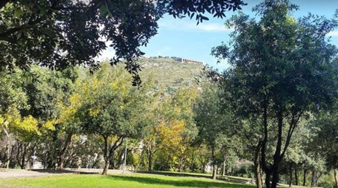 Parco del Montuno, Terracina