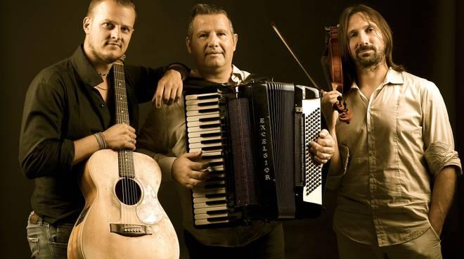 Balcone in Musica -  Goinba Trio - Musiche dal Mondo