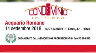 condominio in fiera 2018