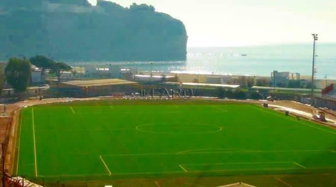 Gaeta, stadio Riciniello