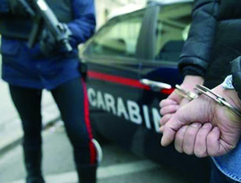 arresto carabinieri_manette