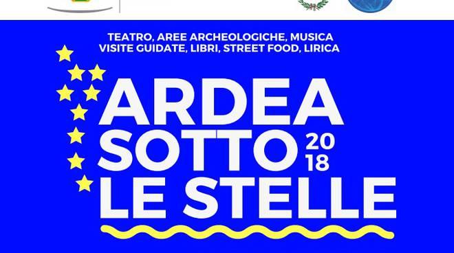 Ardea Sotto Le Stelle_Luglio 2018