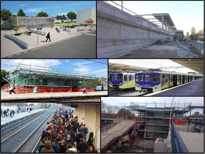 Stazioni treni_Tor di Valle_Acilia Sud Dragona