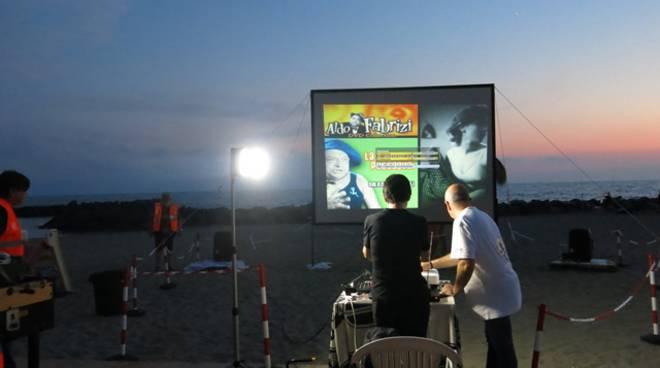 """Grande successo per """"Cinema sul mare"""""""