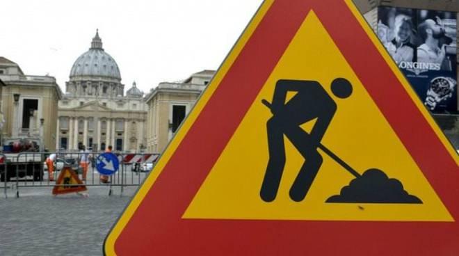 manutenzione stradale roma