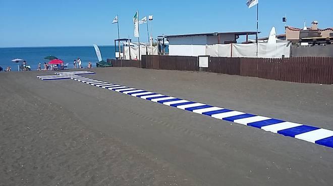 passerelle disabili spiaggia