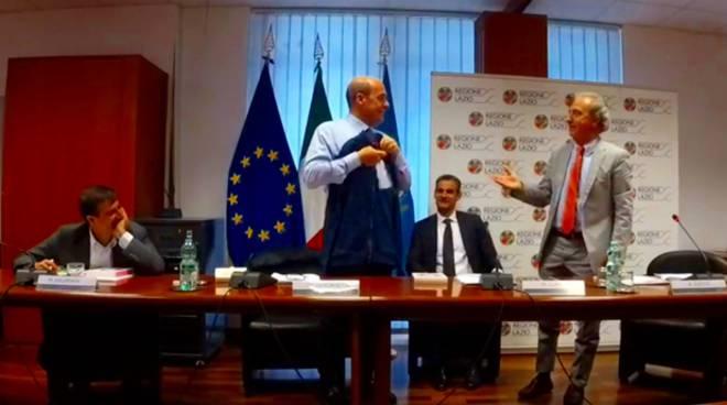 Regione, firmato il protocollo d'intesa con Arpa e Corepla