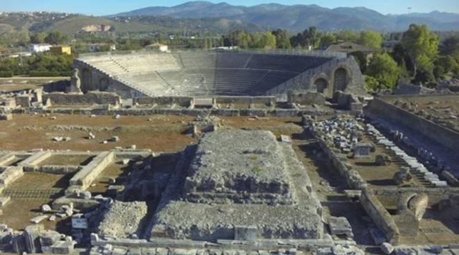 "Sito archeologico ""Minturnae"""