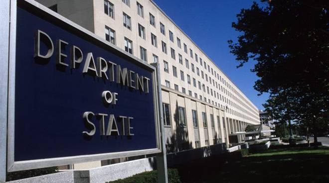 dipartimento di stato americano