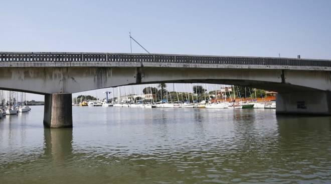 ponte della scafa Fiumicino