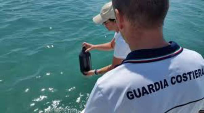 prelievi guardia costiera