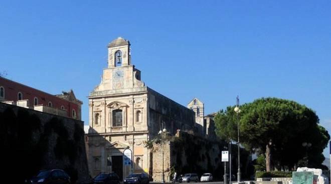 Santuario dell'Annunziata a Gaeta
