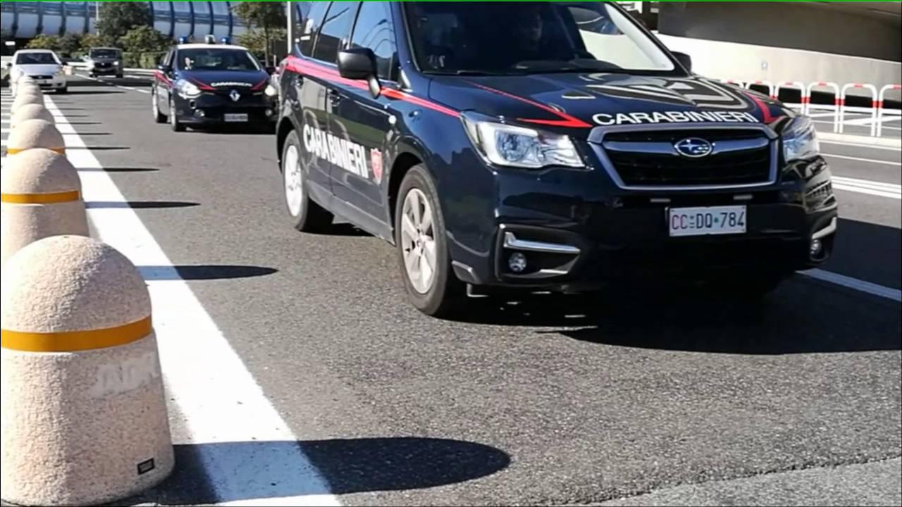 Mobili Italiani Triassi : Aereo in avaria a fiumicino applausi e ringraziamenti dopo l