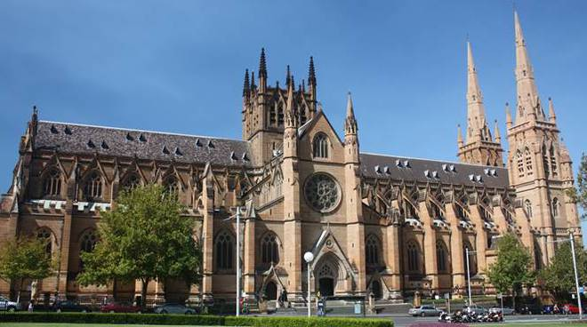 cattedrale di sydney
