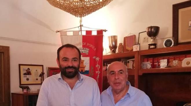 Franco Ferraiuolo e Mauro Alessandri