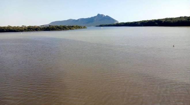 Lago di Paola inquinato