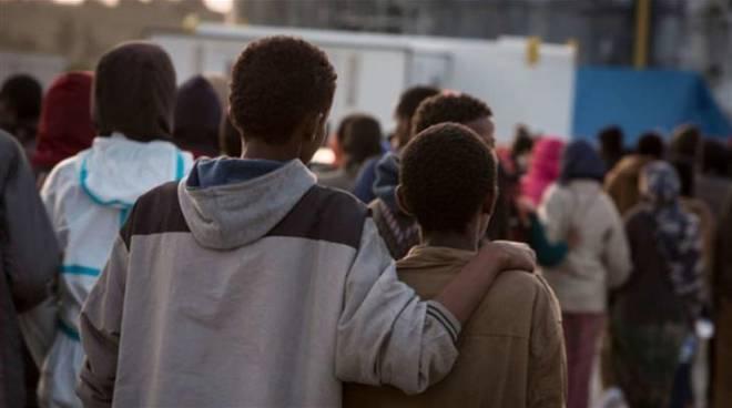 sprar migranti