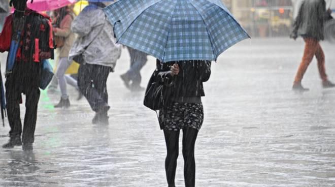 allerta meteo, pioggia, maltempo