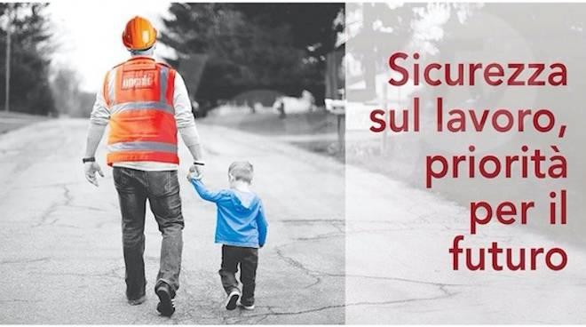 Fondi, l'Anmil di Latina celebra la 68esima giornata per le vittime di incidente sul lavoro