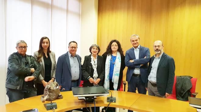 """Formia, firmata la convenzione """"Quadro"""" tra Comune e Università di Cassino"""