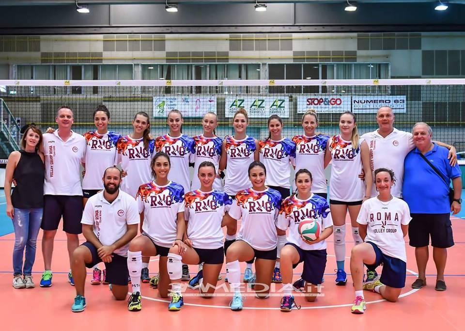 Roma Volley femminile