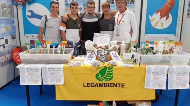 """Il Circolo Legambiente di Terracina al """"Maker Faire"""" 2018"""