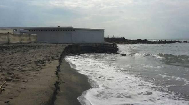 erosione focene