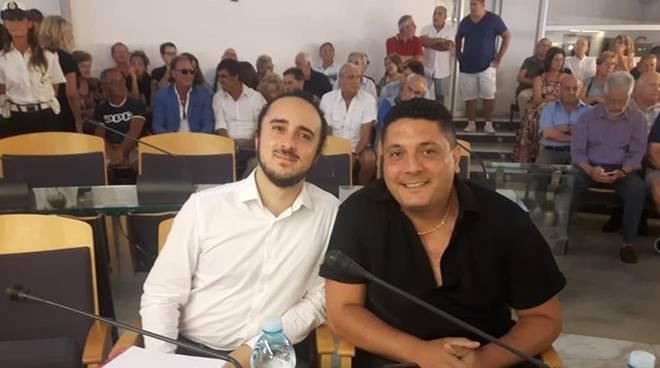 Ezio Pietrosanti e Walter Costanza