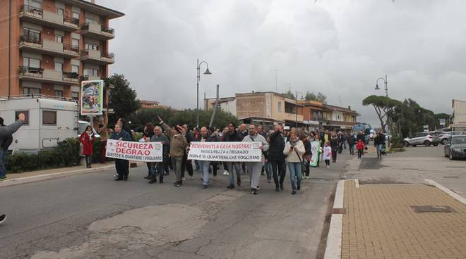 Manifestazione Ardea_Sicurezza_2018_11_24
