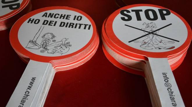 giornata mondiale per i diritti dell'infanzia a Pomezia