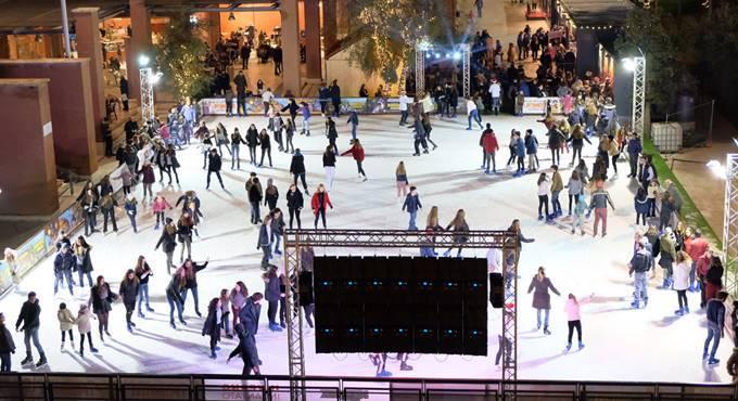 ice park terracina