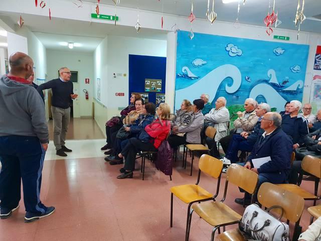 Il Sindaco di Formia e Acqualatina incontrano i residenti di S. Giulio