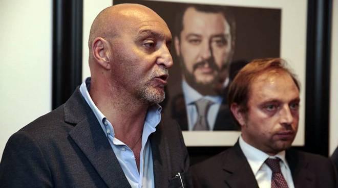 Mauro Gonnelli Fabrizio Santori
