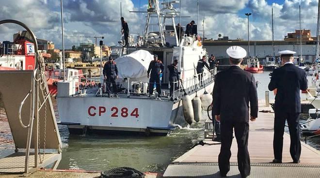 motovedetta cp284