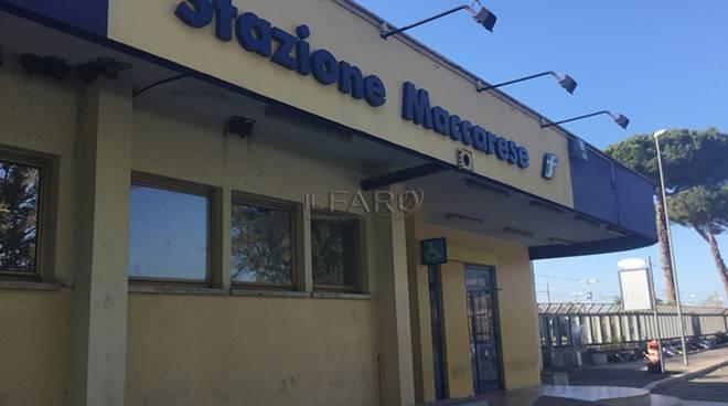 stazione di maccarese