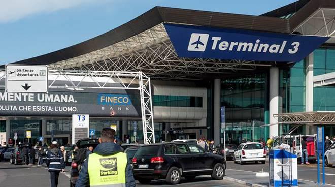 terminal 3 aeroporto fiumicino