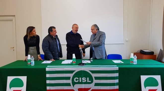 Terracina, convocato il consiglio generale della Cisl